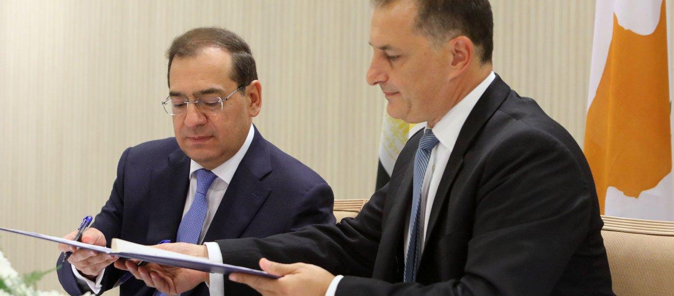 Ιστορική ημέρα: Το 2022 το κυπριακό φ.α. φτάνει Αίγυπτο – «Τρέχoυν» για τερματικό σταθμό υγροποίησης σε ευρωπαϊκό έδαφος