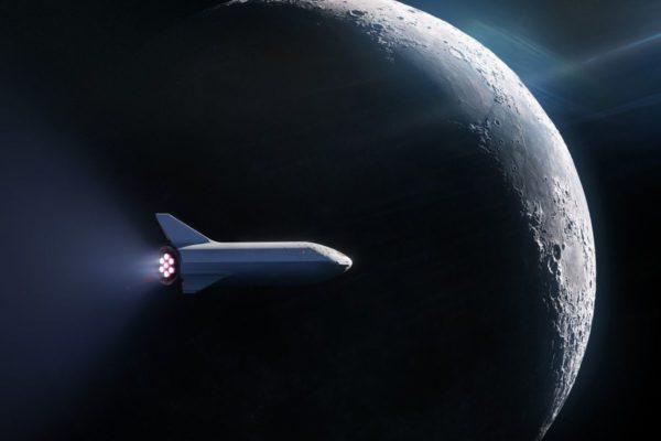 Η SpaceX ταξιδεύει τους πρώτους τουρίστες στη Σελήνη