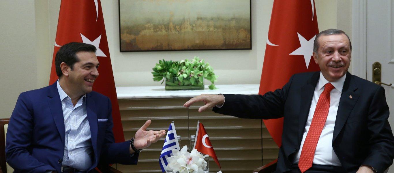 Νέα συνάντηση Α.Τσίπρα με Ρ.Τ.Ερντογάν: «Τελειώνουν» Κυπριακό και Συνθήκη Λωζάνης (Δ.Θράκη) πριν τις εκλογές…