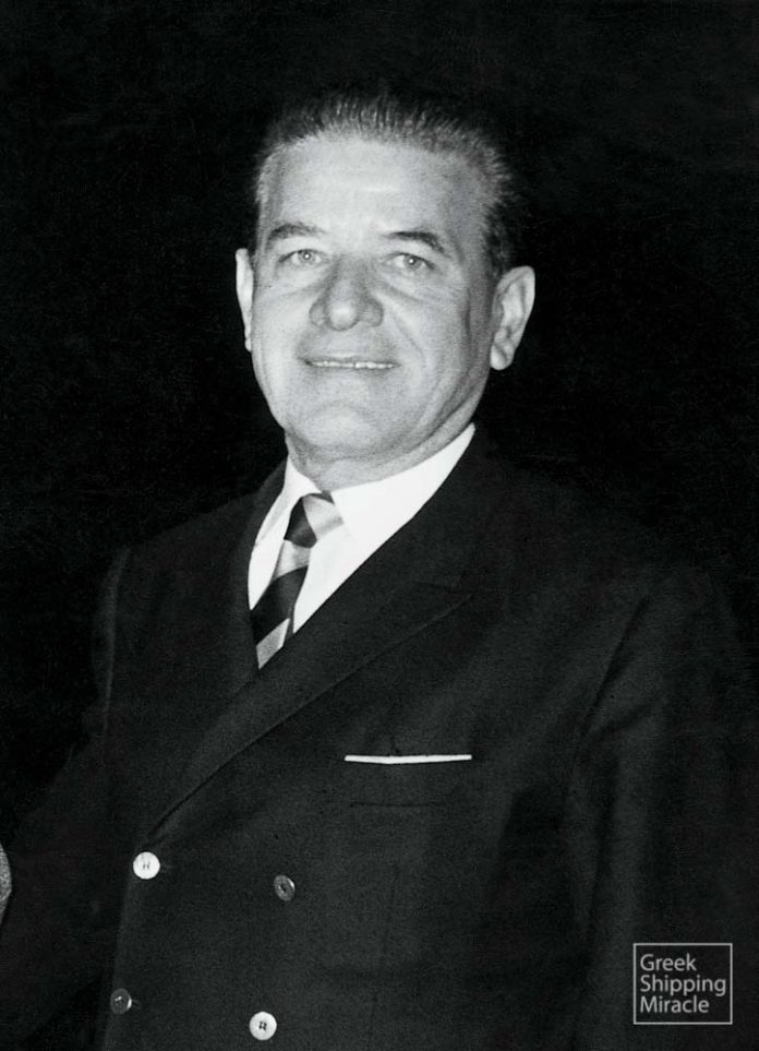 Γιάννης Λάτσης: Ο μεγιστάνας της ναυτιλίας και του πετρελαίου που ξεκίνησε από το μηδέν