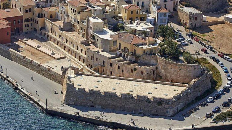 Μνημεία της Κρήτης προς μεταβίβαση στην ΕΤΑΔ Α.Ε.