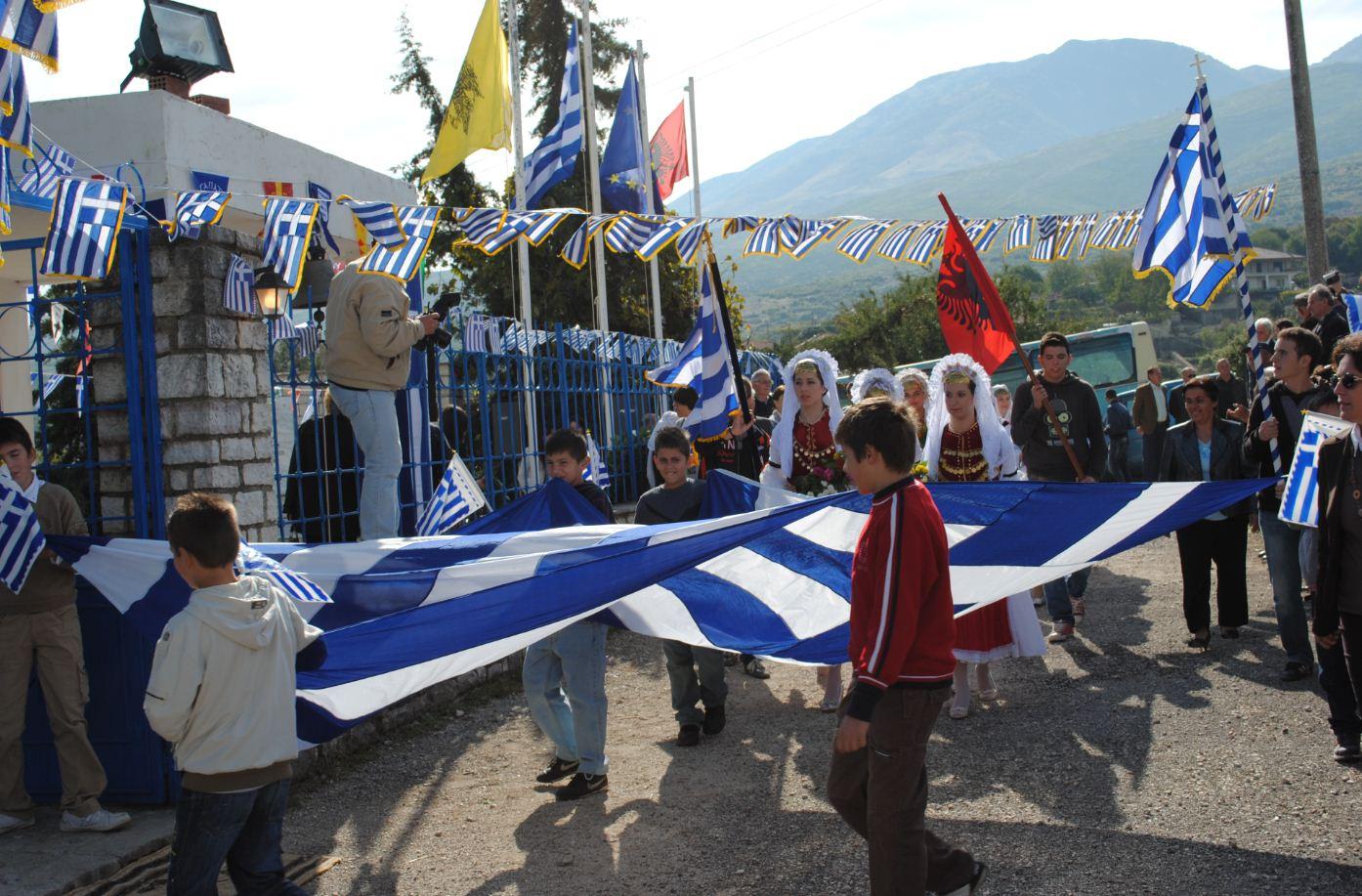 """""""Εθνοκάθαρση"""" της Ελληνικής μειονότητας από τους Αλβανούς: Γκρεμίζουν σπίτια, φυλακίζουν κόσμο – Μάχες σώμα με σώμα"""