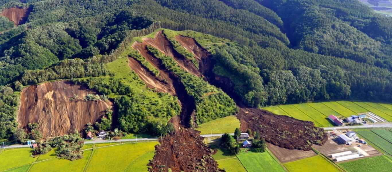 Ισοπεδώθηκαν τα βουνά από τον σεισμό στην Ιαπωνία! – 8 νεκροί δεκάδες αγνοούμενοι (φωτό, βίντεο)