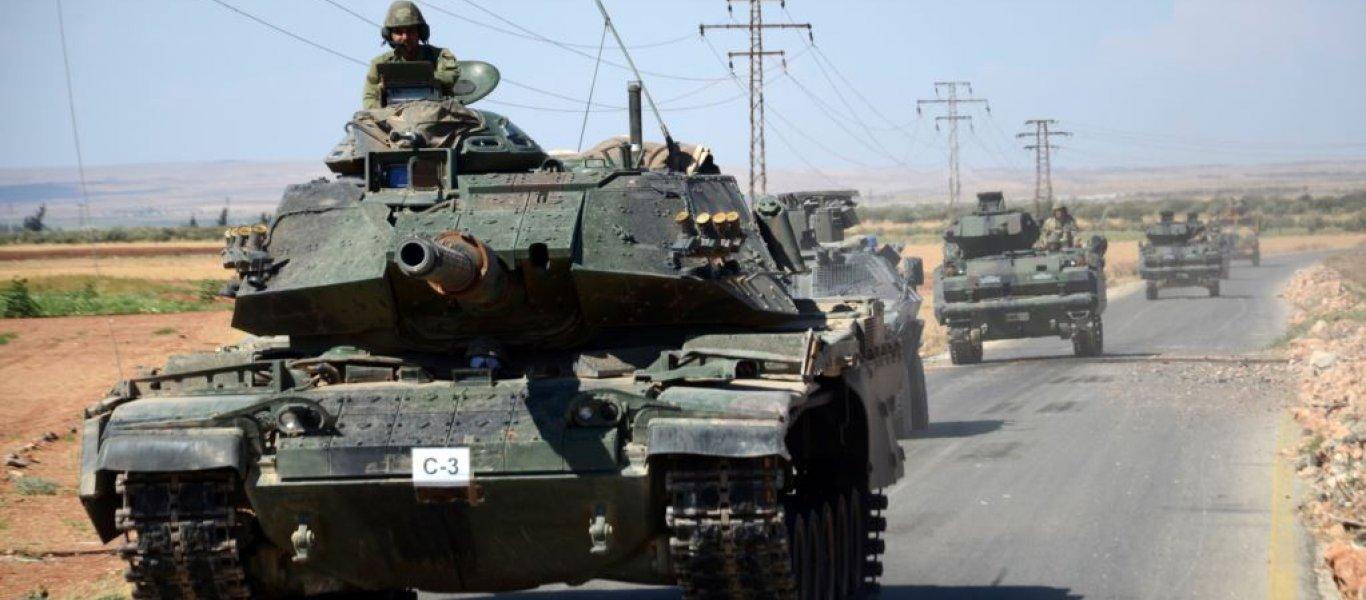 Η μητέρα των μαχών: O τουρκικός στρατός μπαίνει στο Ιντλίμπ για να το υπερασπιστεί ενάντια σε Άσαντ-Ρωσία και Ιράν