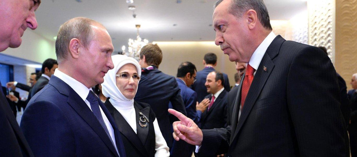 Ο Β.Πούτιν έκανε «δώρο» την Ιντλίμπ στον Ρ.Τ.Ερντογάν: Ποια είναι τα δέκα σημεία της συμφωνίας