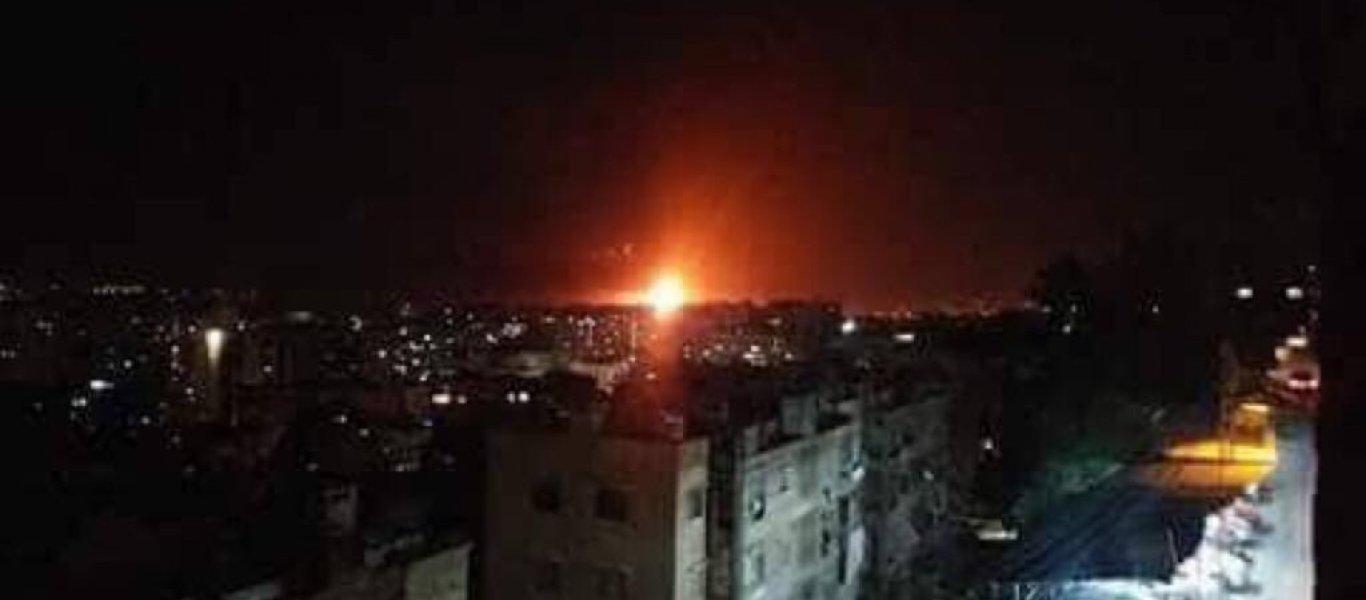 Οι Ισραηλινοί κτύπησαν το αεροδρόμιο της Δαμασκού