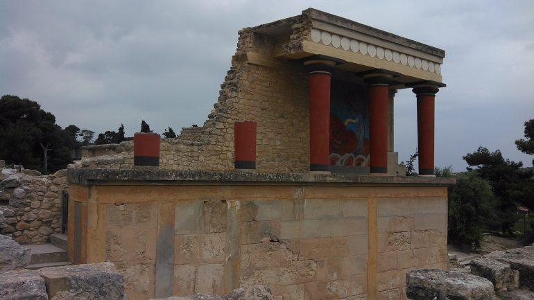 Στην κορυφή της επισκεψιμότητας, Κνωσός και Αρχαιολογικό Μουσείο