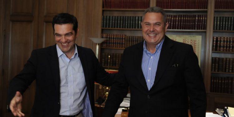 Τσίπρας σε Αμερικάνους: Θα ψηφίσω τη συμφωνία των Πρεσπών
