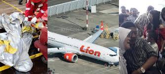 Αεροπορική τραγωδία στην Ινδονησία: Συνετρίβη στη θάλασσα Boeing 737 με 189 επιβαίνοντες