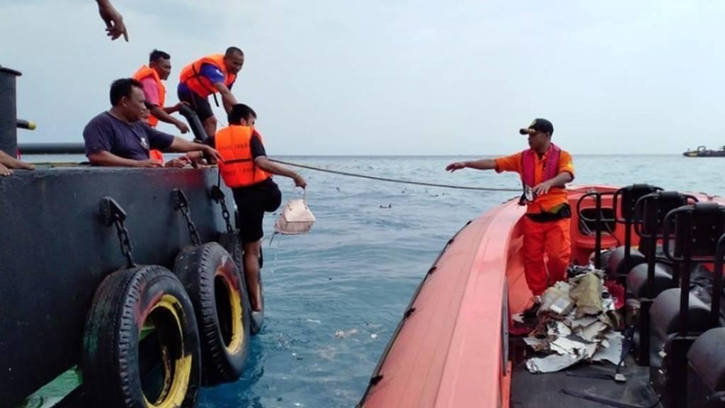 Ινδονησία: Εντοπίστηκε η άτρακτος του Boeing της Lion Air