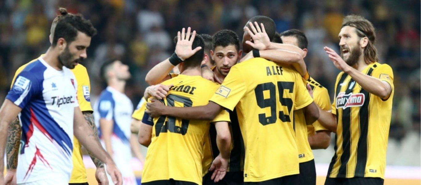 «Τελείωσαν» την ΑΕΚ από το πρωτάθλημα: Αφαίρεση 3 βαθμών και 2 αγωνιστικές χωρίς φιλάθλους!