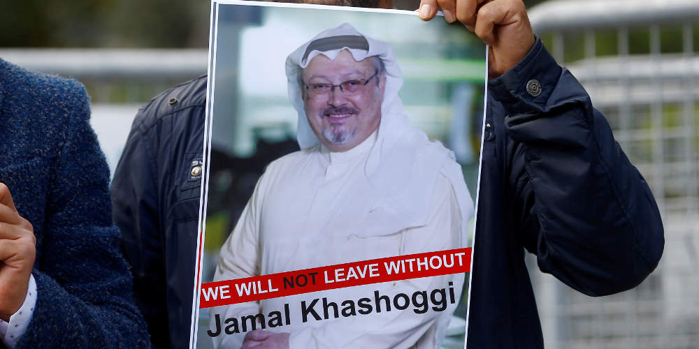 Δολοφονία βλέπουν οι Τούρκοι πίσω από την εξαφάνιση δημοσιογράφου στο προξενείο της Σαουδικής Αραβίας