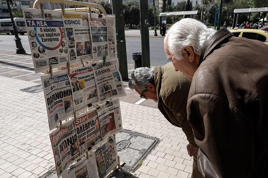 Έρευνα: Καμία εμπιστοσύνη στα ελληνικά ΜΜΕ