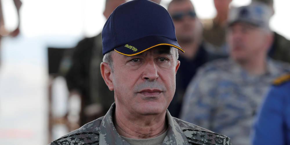 Νέο παραλήρημα από τον Τούρκο υπουργό Αμυνας: Κανένα σχέδιο σε Αιγαίο και Μεσόγειο χωρίς την Τουρκία