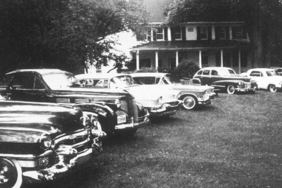 Όταν όλα τα αφεντικά της μαφίας των ΗΠΑ συγκεντρώθηκαν σε ένα σπίτι