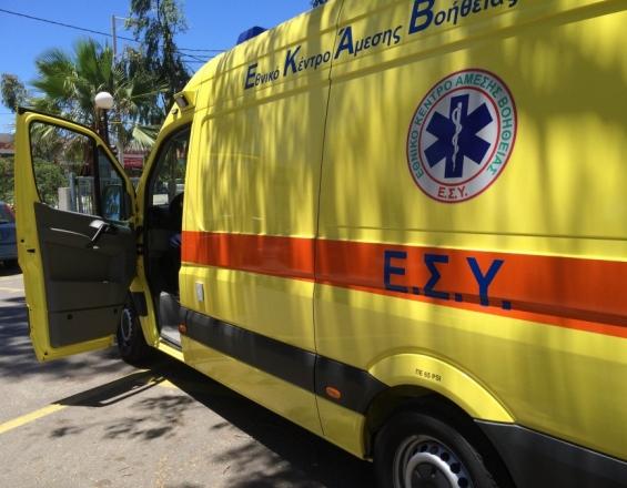 Σοβαρό τροχαίο με τραυματίες στον δρόμο Ηράκλειο – Μοίρες