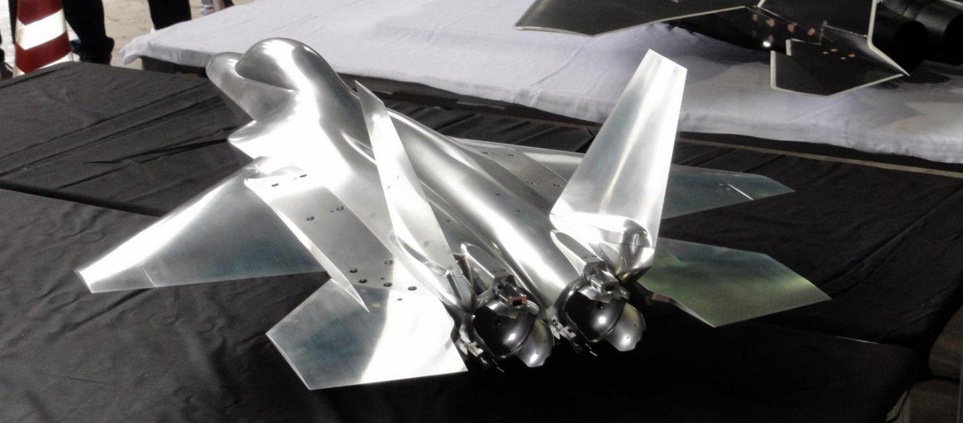 Π. Καμμένος: Υποψήφιο για την ΠΑ το νέο… ιαπωνικό stealth μαχητικό 5ης γενιάς διά χειρός Lockheed Martin!