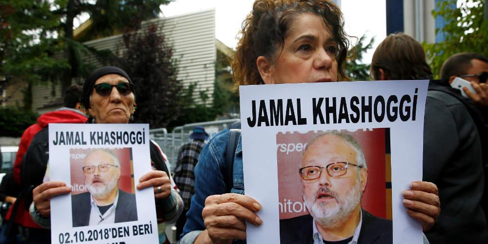 Φρίκη: Πρώτα του έκοψαν τα δάχτυλα και μετά αποκεφάλισαν τον Σαουδάραβα δημοσιογράφο Τζαμάλ Κασόγκι