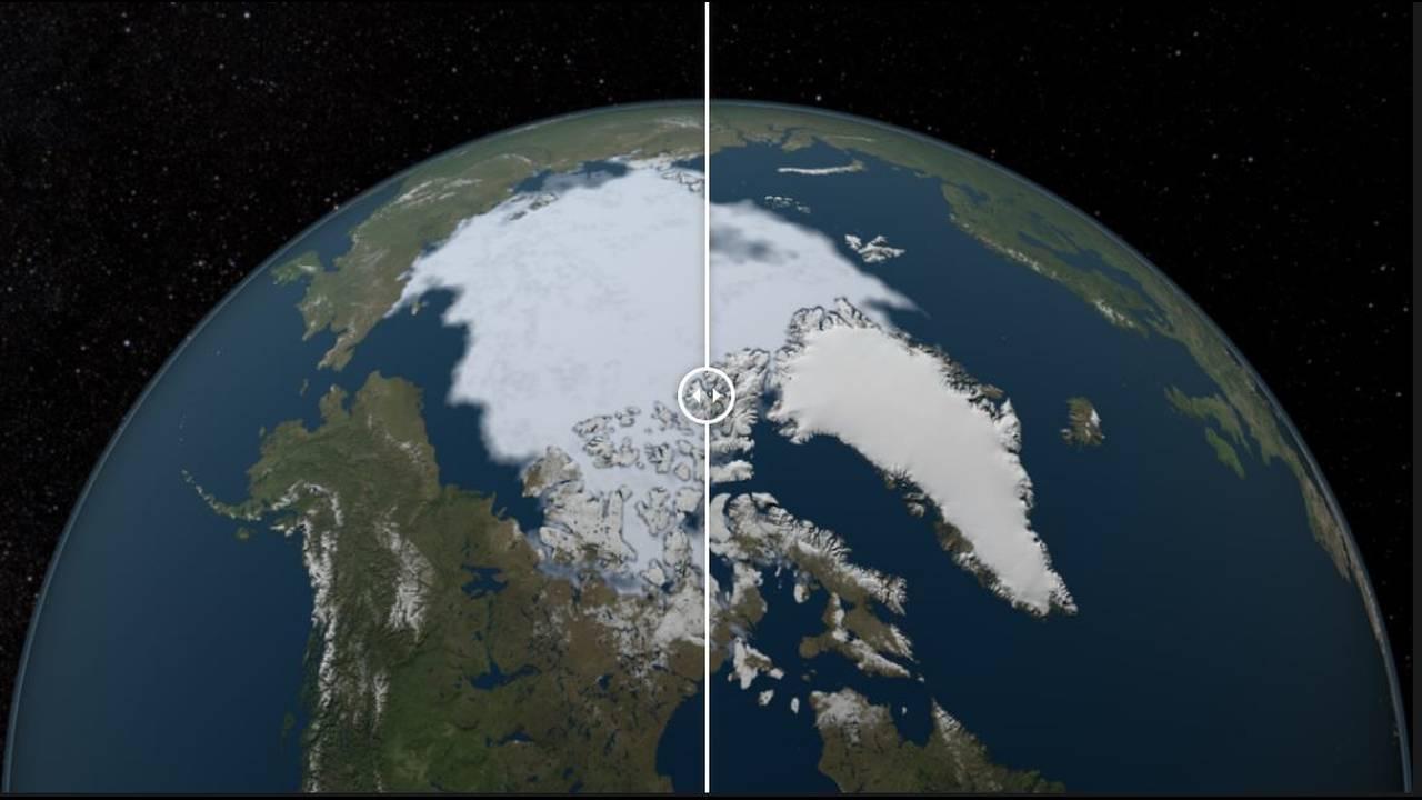 Ο πλανήτης εκπέμπει SOS: Διορία ως το 2030 για να ανακοπεί η καταστροφική κλιματική αλλαγή
