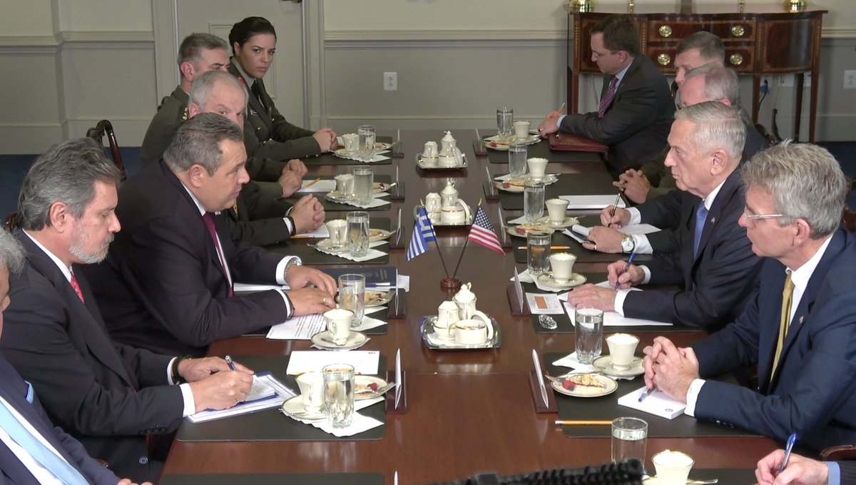 Το Plan «Β» του προέδρου των ΑΝΕΛ εάν δεν υλοποιηθεί η Συμφωνία Πρεσπών – Τι είπε στους Αμερικανούς