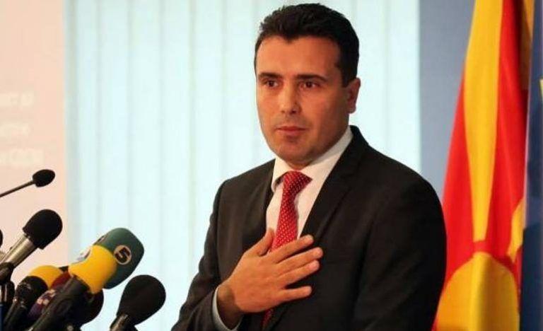 Καταιγιστικές εξελίξεις για την ΠΓΔΜ: Ο αιφνιδιασμός Ζάεφ και το τελεσίγραφο της αντιπολίτευσης