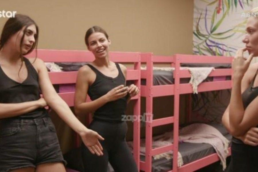 GNTM: Η κλίκα και η «μάχη» για τα κρεβάτια