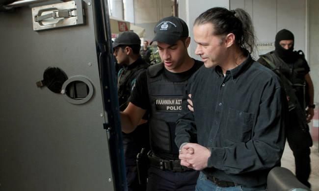 Αίτηση αποφυλάκισης κατέθεσε ο Σάββας Ξηρός