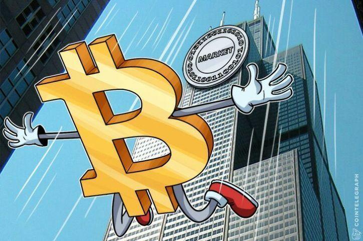 Ελεύθερη πτώση για το Bitcoin: έχασε 13 δισ. δολάρια σε λίγα λεπτά