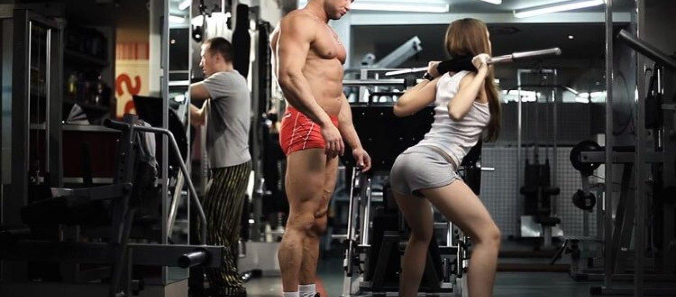 Δείτε το βίντεο στο γυμναστήριο που ξεπέρασε τις 160 εκατ. προβολές! (βίντεο)