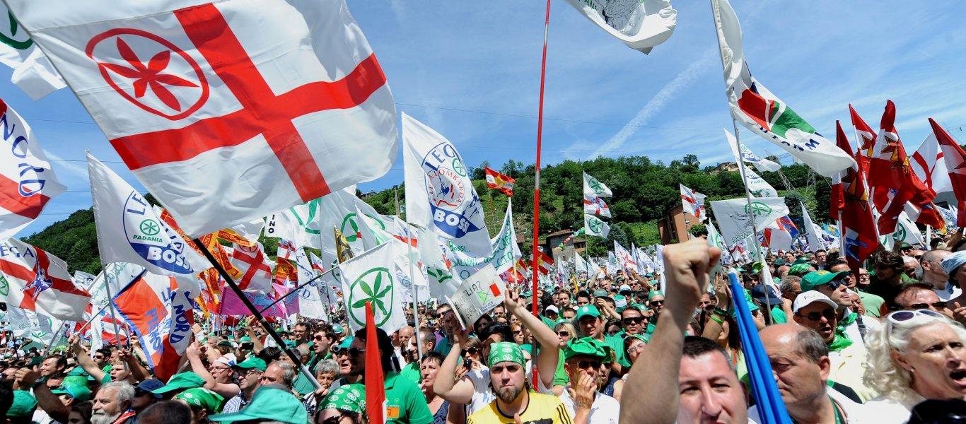 Σαρώνει η Λέγκα στην Ιταλία: Πρώτο κόμμα στις δημοσκοπήσεις – Επιστροφή στη λιρέτα ζητούν οι ψηφοφόροι του Σαλβίνι!