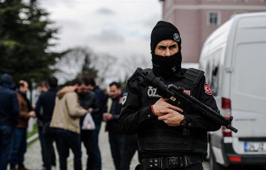 Καταιγισμός πυροβολισμών κοντά στην ισραηλινή πρεσβεία στην Άγκυρα – Συναγερμός στις τουρκικές αρχές