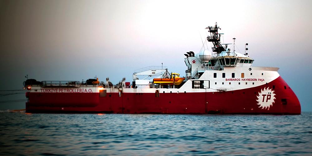 Ξαναβγάζει το Barbaros στη Μεσόγειο η Τουρκία για τέσσερις μήνες – Νέα Navtex