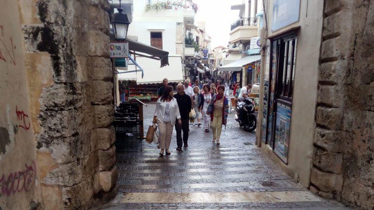 Φθινοπωρινοί επισκέπτες στην Κρήτη!