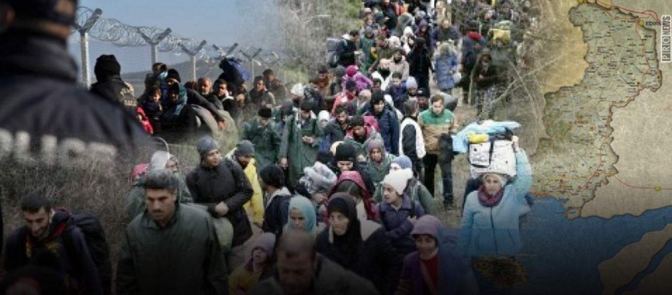 Δεύτερη προσομοίωση ασύμμετρης επίθεσης με αλλοδαπούς στον Έβρο μέσα σε 2 εβδομάδες