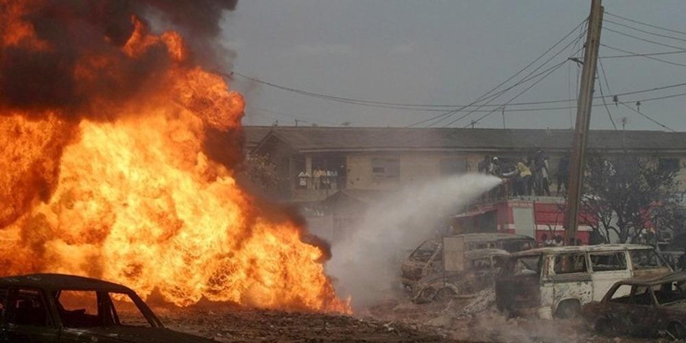 Στους 60 οι νεκροί από πυρκαγιά που ξέσπασε σε πετρελαιαγωγό στην Νιγηρία