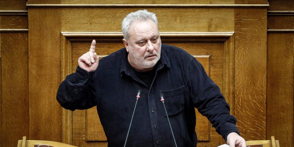 Ψαριανός στη Βουλή: Παραμύθι η επανάσταση του '21 – Η τρόικα του Ναυαρίνου μας έκανε κράτος