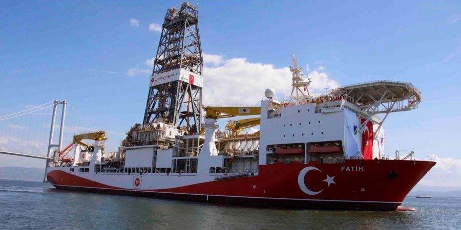 Συναγερμός στην Α. Μεσόγειο: Στις 29 Οκτωβρίου η γεώτρηση της Τουρκίας – Κοντά σε σοβαρή κρίση – Απειλές κατά Ελλάδας-Κύπρου-Ισραήλ