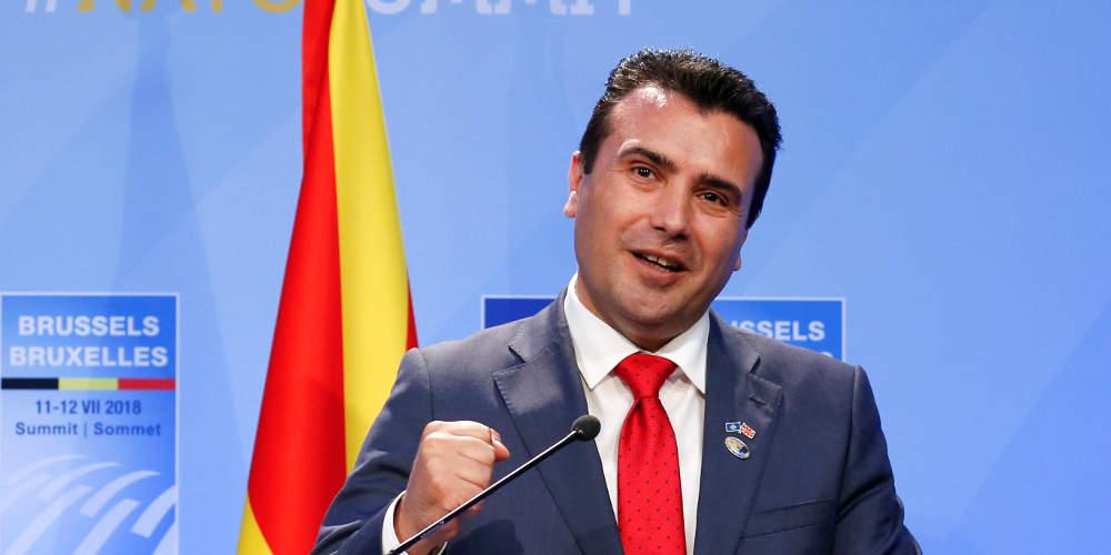 Προκλητικός Ζάεφ: Η συμφωνία για το Σκοπιανό αναγνωρίζει τη «μακεδονική» ταυτότητα