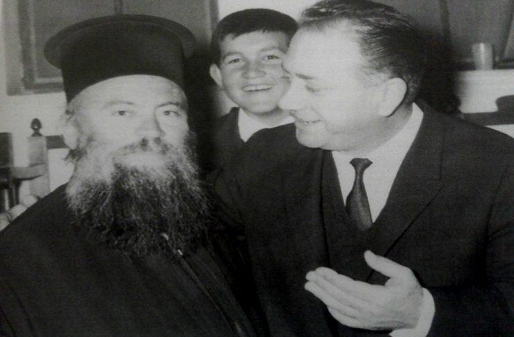 Η θρησκευτικότητα του Γιώργου Ζαμπέτα παρόλο που βλαστημούσε συνέχεια και ήταν προληπτικός….