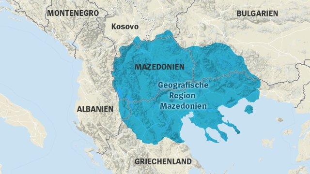 """Επιχείρηση διαμελισμού της Ελλάδας – Σκοπιανό ντοκιμαντέρ: «Οι Έλληνες σκλάβωσαν τη """"Μακεδονία"""", θέλουμε τα εδάφη μας» – Άνοιξε ο «ασκός του Αιόλου»"""