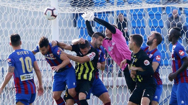 Football League: «Στραβοπάτησε» ο Εργοτέλης, 1-1 στον Βόλο (video)