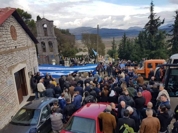 Κλιμακώνει την ένταση η Αλβανία: «Ανεπιθύμητοι» 52 Έλληνες που βρέθηκαν στην κηδεία Κατσίφα