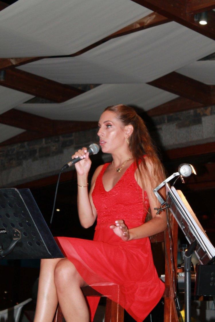 Από την Κρήτη … στο stage του Voice, η Τζωρτζίνα!