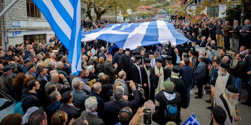 Δώδεκα οι ομογενείς που προσήχθησαν στο Α.Τ. Αργυροκάστρου από τις αλβανικές αρχές
