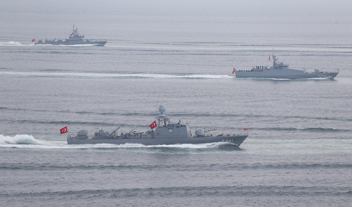 """ΕΚΤΑΚΤΟ – Η Τουρκία απειλεί ευθέως: «Μην μας προκαλείτε, θα μπείτε σε περιπέτειες» – «""""Τουρκική θάλασσα"""" η περιοχή μεταξύ Κύπρου-Ελλάδας»"""
