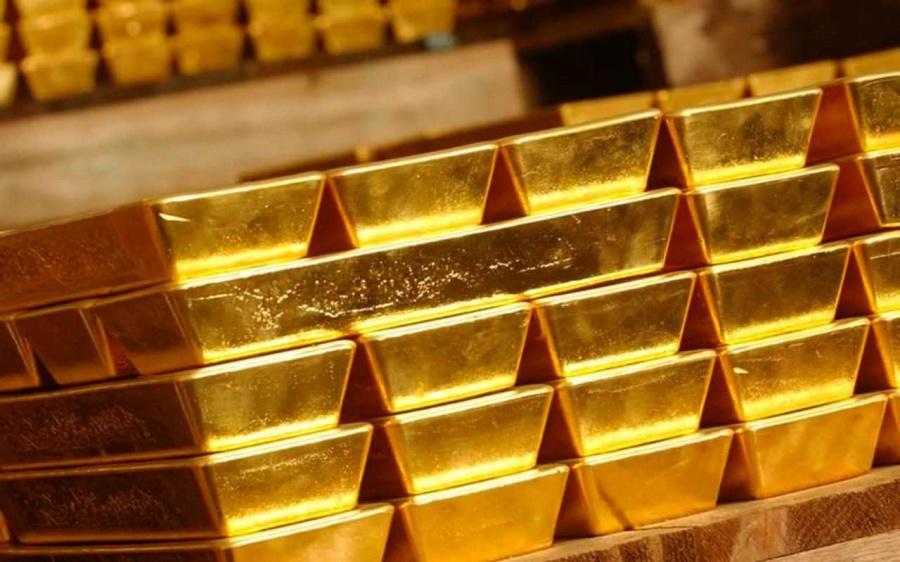 Νέα πτώση για τον χρυσό – Στο -0,2% και τα 1.201,40 δολ. ανά ουγγιά
