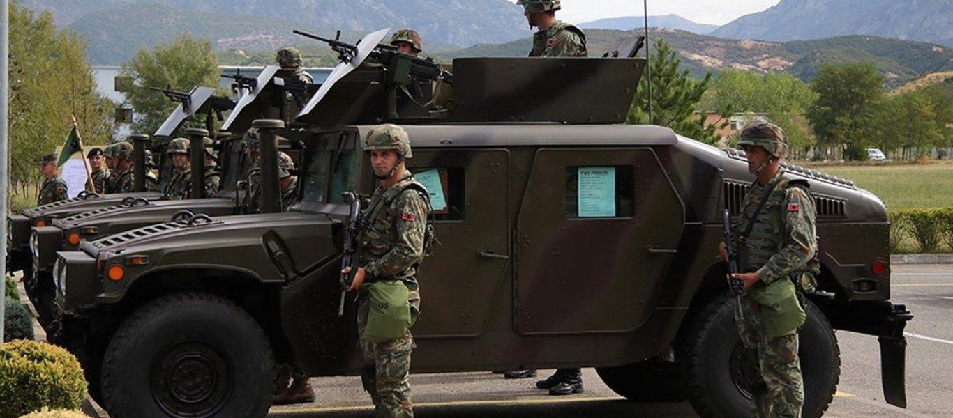 Αλβανία: «Aιτία πολέμου» γιατί επιδεικνύεται νόμιμα η ελληνική σημαία στις Βουλιαράτες (φωτό)