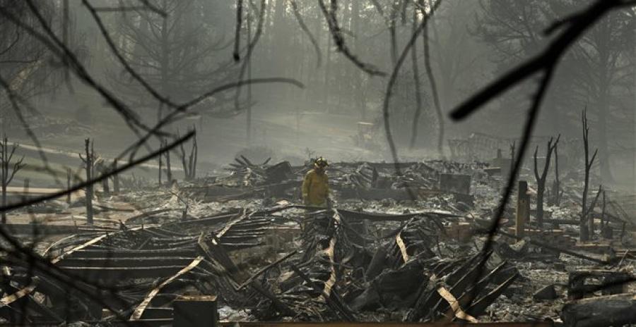 Καλιφόρνια: Στους 88 οι νεκροί από τις φωτιές – Αγωνία για 196 αγνοούμενους