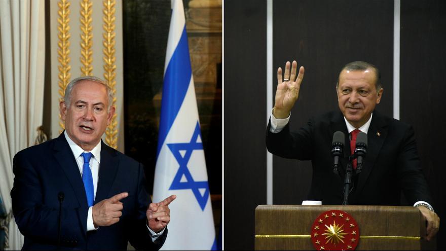 Στα «μαχαίρια» Τουρκία-Ισραήλ: Το Τελ Αβίβ μπλοκάρει τις βίζες Τούρκων – Προκαλεί η Άγκυρα: «Tυρανική και κατοχική η στάση του Ισραήλ»