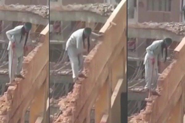 Αυτοί οι άνθρωποι κάνουν την πιο επικίνδυνη δουλειά στον κόσμο